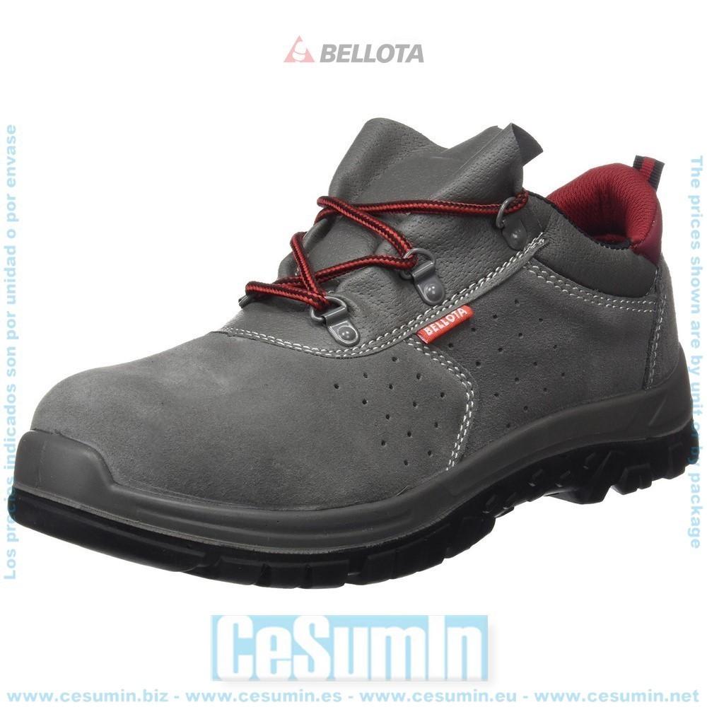 BELLOTA 7230543S1P - Zapato Serraje S1P modelo 72305-43 S1P
