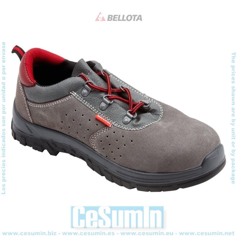 BELLOTA 7230538S1P - Zapato Serraje S1P modelo 72305-38 S1P