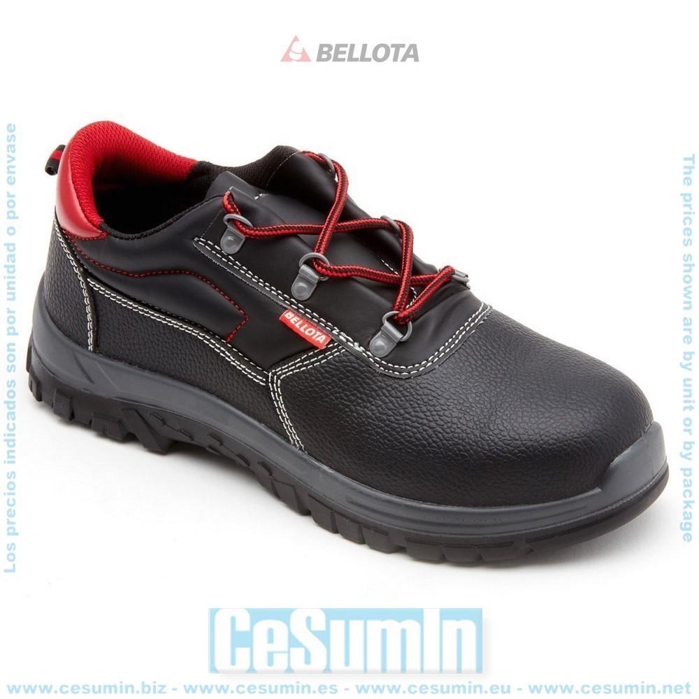 BELLOTA 7230137S3 - Zapato Piel S3 modelo 72301-37 S3