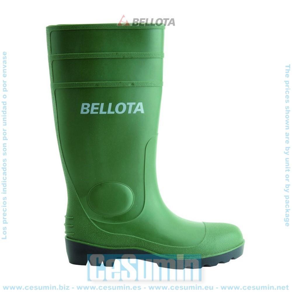 BELLOTA 7224241 - Bota PVC Verde S5 modelo 72242-41 S5