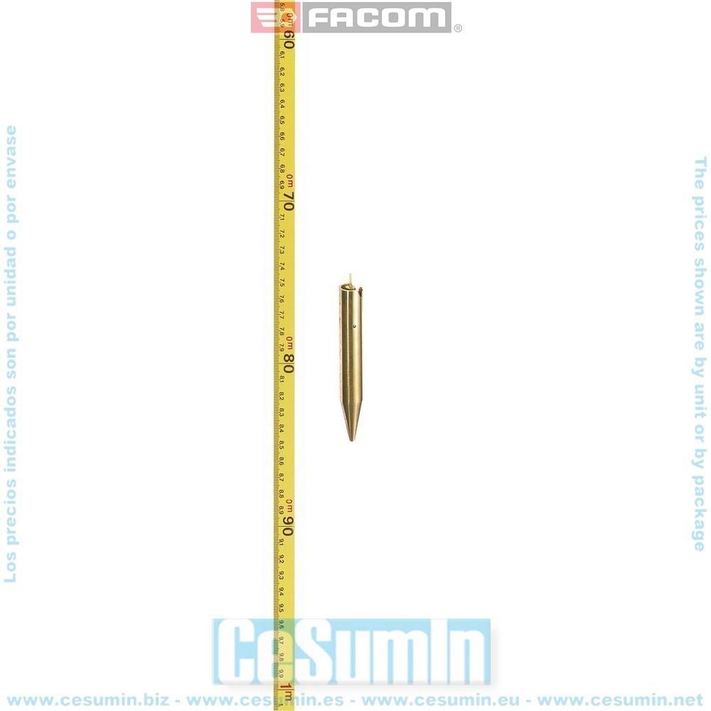 Cintas acero grabadas amarilla 20 mm - FACOM - Ref: 5116.20A