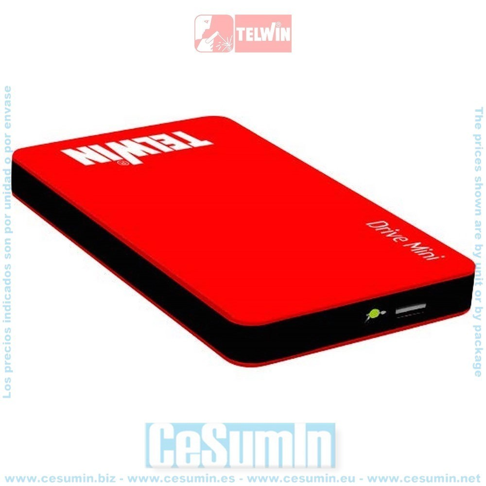 Arrancador de bateria DRIVE MINI - TELWIN - Ref: TE-829562