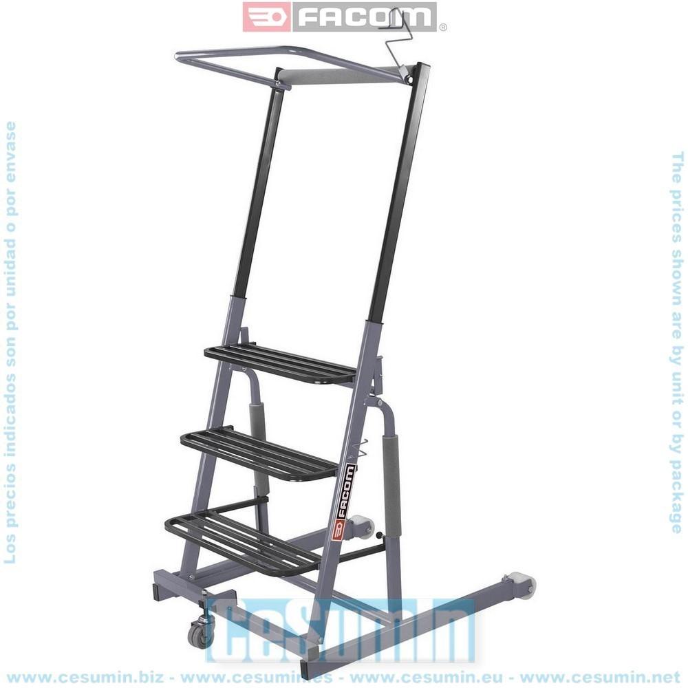 Escalera para los trabajos en altura - FACOM - Ref: CR.S2
